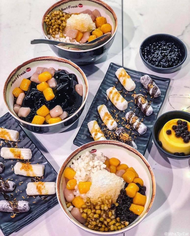 Order Food Online From Meet Fresh ร้านขนมระดับ 6 ดาว ที่ดังที่สุดในไต้หวัน